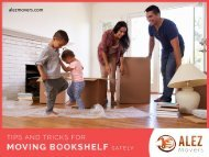 Hiring Local Movers in Tampa – Move Your Bookshelf with Ease
