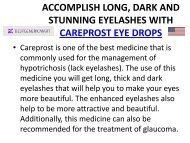 careprost eye drops 0.03 (bimatoprost) buy online, USA