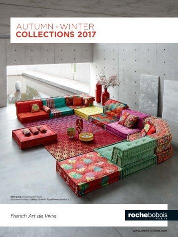 Catálogo Roche Bobois Otoño-Invierno Colecciones 2017