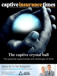 Captive Insurance Times issue 136
