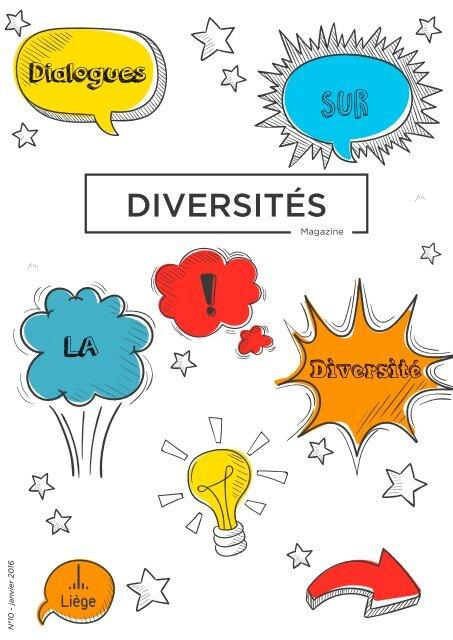 Diversités magazine numéro 10
