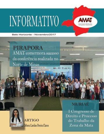Informativo AMAT novembro 2017
