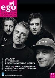 ego Magazin Trier Ausgabe 17