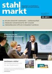 stahlmarkt 03.2011 (März)