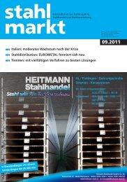 stahlmarkt 09.2011 (September)