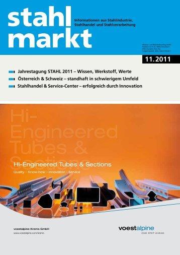 stahlmarkt 11.2011 (November)