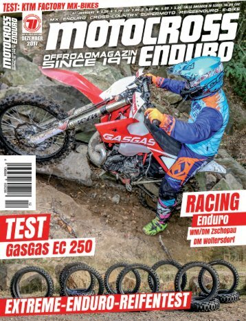 Motocross Enduro Ausgabe 12/2017