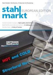 stahlmarkt European Edition 02.2012