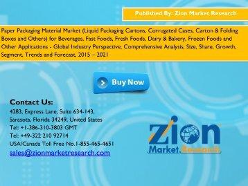 Paper Packaging Material Market
