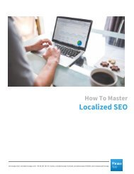 How To Master Localized SEO