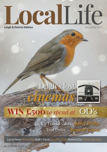 Local Life - Leigh & District - December 2017