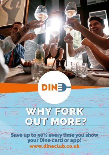 Dine Consumer 6 page Prospects as flipbook