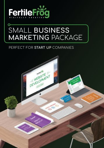 FF - Small Business Marketing Package - Final Digital Brochure