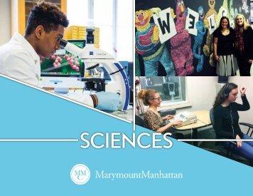 Sciences Division 2017–18