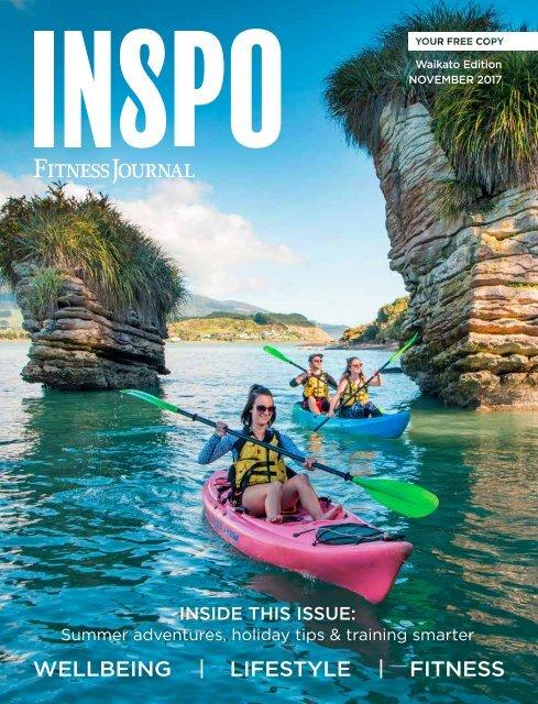 INSPO Fitness Journal November 2017