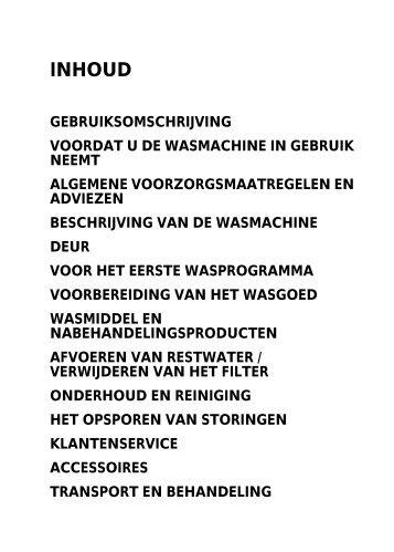 KitchenAid KOBLENZ 2480 - KOBLENZ 2480 NL (858365720000) Istruzioni per l'Uso