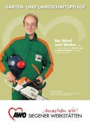Leistungsbeschreibung zum Download - AWO Kreisverband Siegen ...