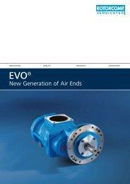 New Generation of Air Ends - Bauer Kompressoren