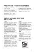 KitchenAid 20RW-D3 A+ SF - 20RW-D3 A+ SF CS (858641211000) Istruzioni per l'Uso - Page 2