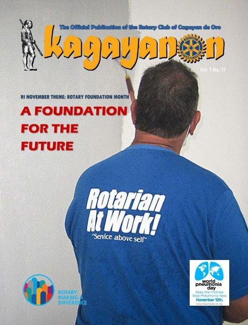 RCCDO November 09 Bulletin