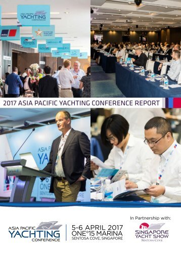 Asia Pacific Yachting Conference Post Show Report