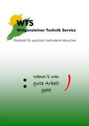 WTS Wittgensteiner Technik Service - AWO Kreisverband Siegen ...