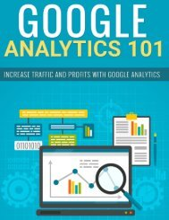 Google Analytics Guide - How To Use Google Analytics