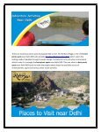 Best Picnic Spots near Delhi Ncr - Page 2