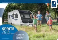 2018 DK Sprite brochure