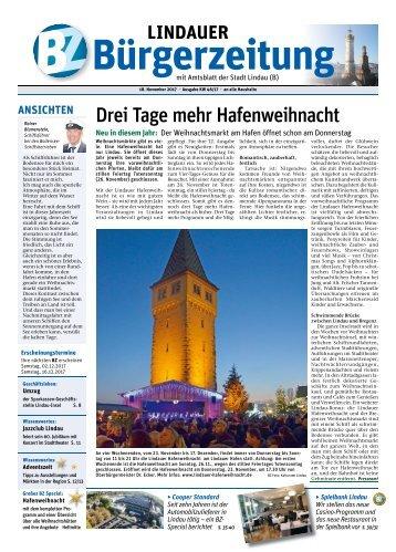 18.11.17 Lindauer Bürgerzeitung