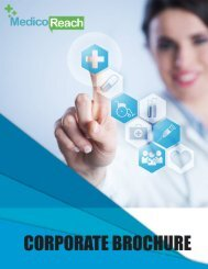 Read Corporate Brochure of a Leading Healthcare Marketing Company