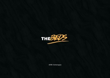 THE BEDS CATALOGUE 2018