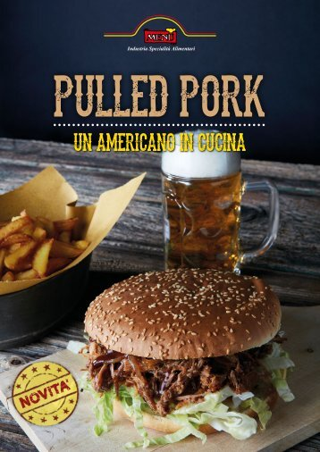 Menu' | Pulled Pork
