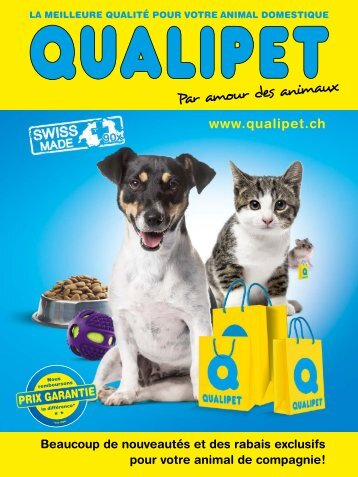 QUALIPET Catalogue 2018