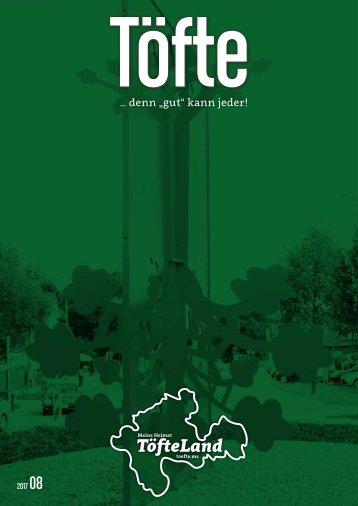 Töfte Regionsmagazin 08/2017 - Telgte