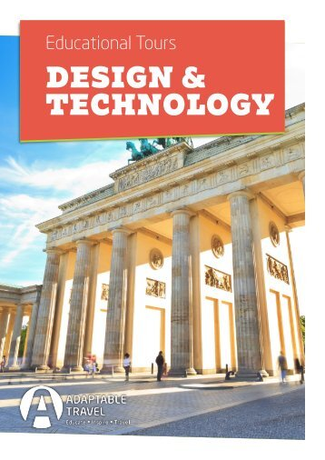 Our most popular Design and Technology School Trips