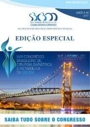 BOLETIM SBCBM 48 - EDIÇÃO ESPECIAL CONGRESSO BRASILEIRO