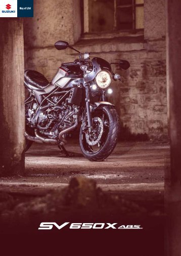 photobook SV 650X ABS