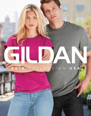 Gildan 2018 USA Catalog-LR
