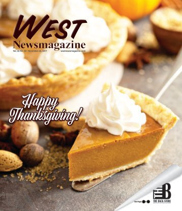 West Newsmagazine 11-22-17