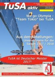 TuSA aktiv Ausgabe Nov. 2017