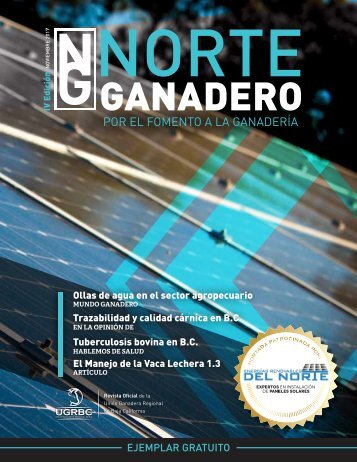 Revista Norte Ganadero No. 4