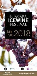 Niagara Icewine Festival Guide