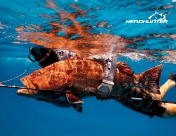 Headhunter Spearfishing 2018 Catalog