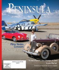 Peninsula People Oct 2017
