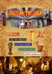 CULTURAS PRE INCA