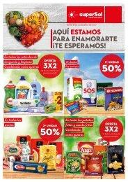 Folleto superSol supermercados del 18 al 24 de Noviembre 2017
