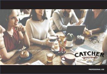 Catcher Gourmet Sauce Catalogue