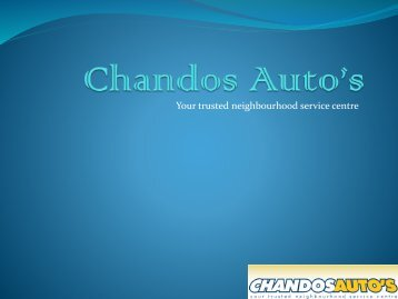 Chandos Auto