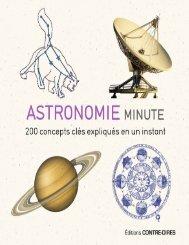 Astronomie minute- 200 concepts.